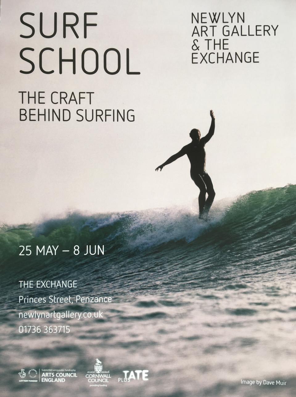 Surf School: Craft of Surfing Exhibition